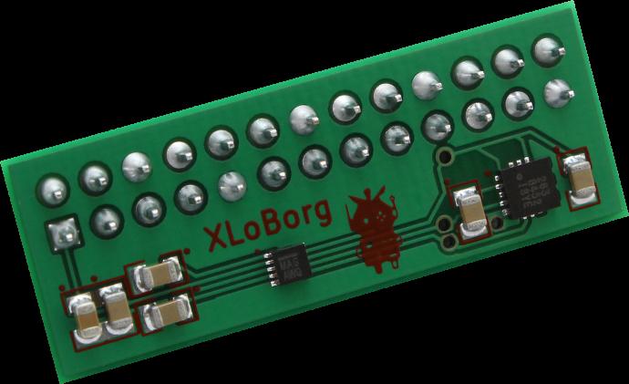 The Sexy XloBorg